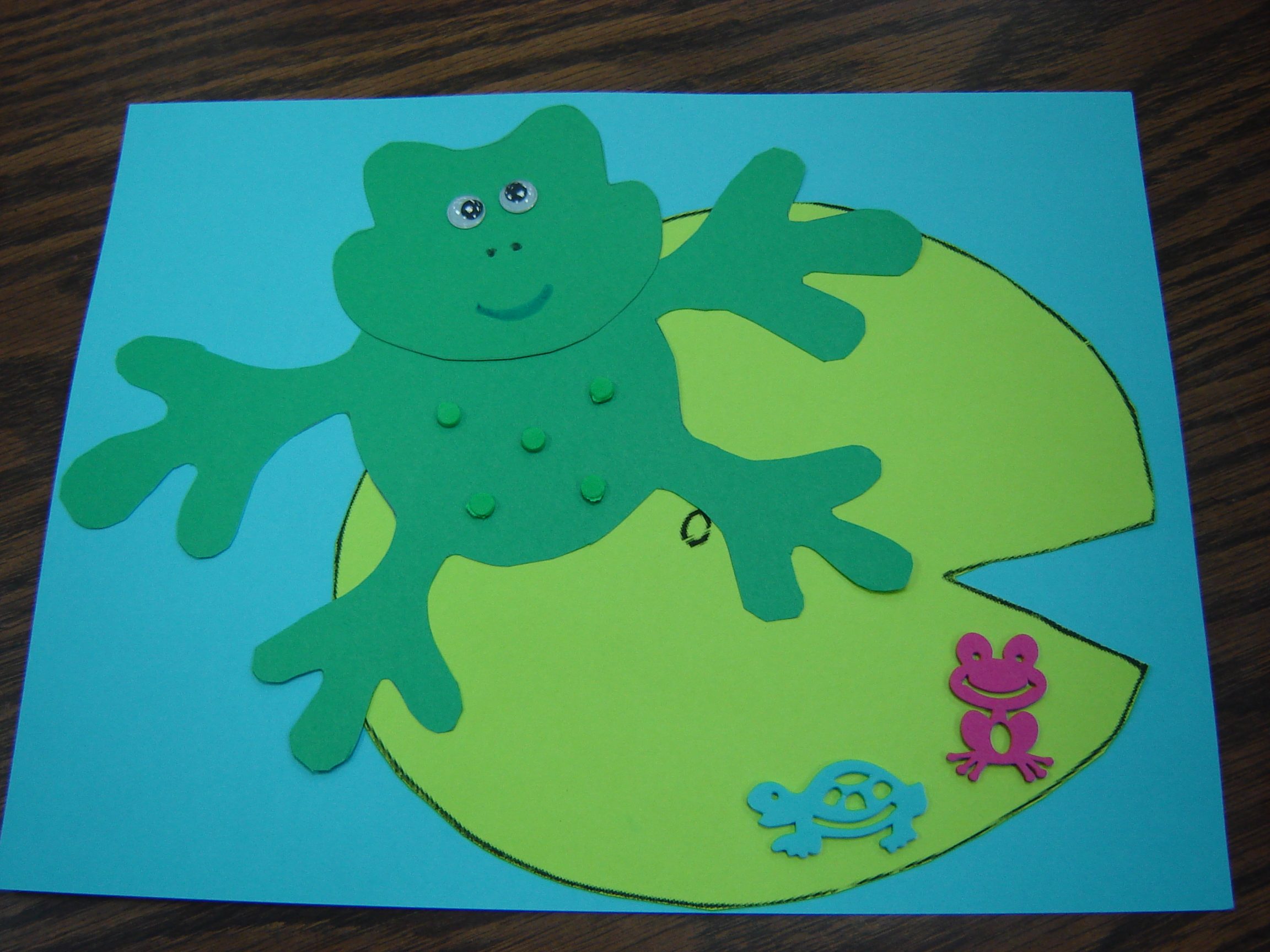frog storytime ideas