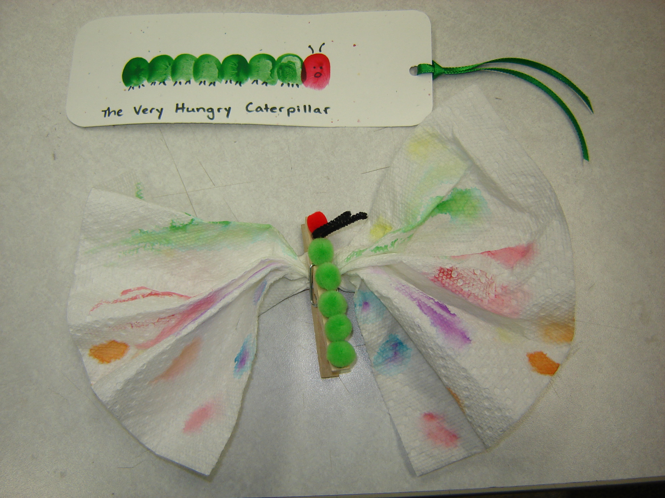 The very hungry caterpillar storytime katie