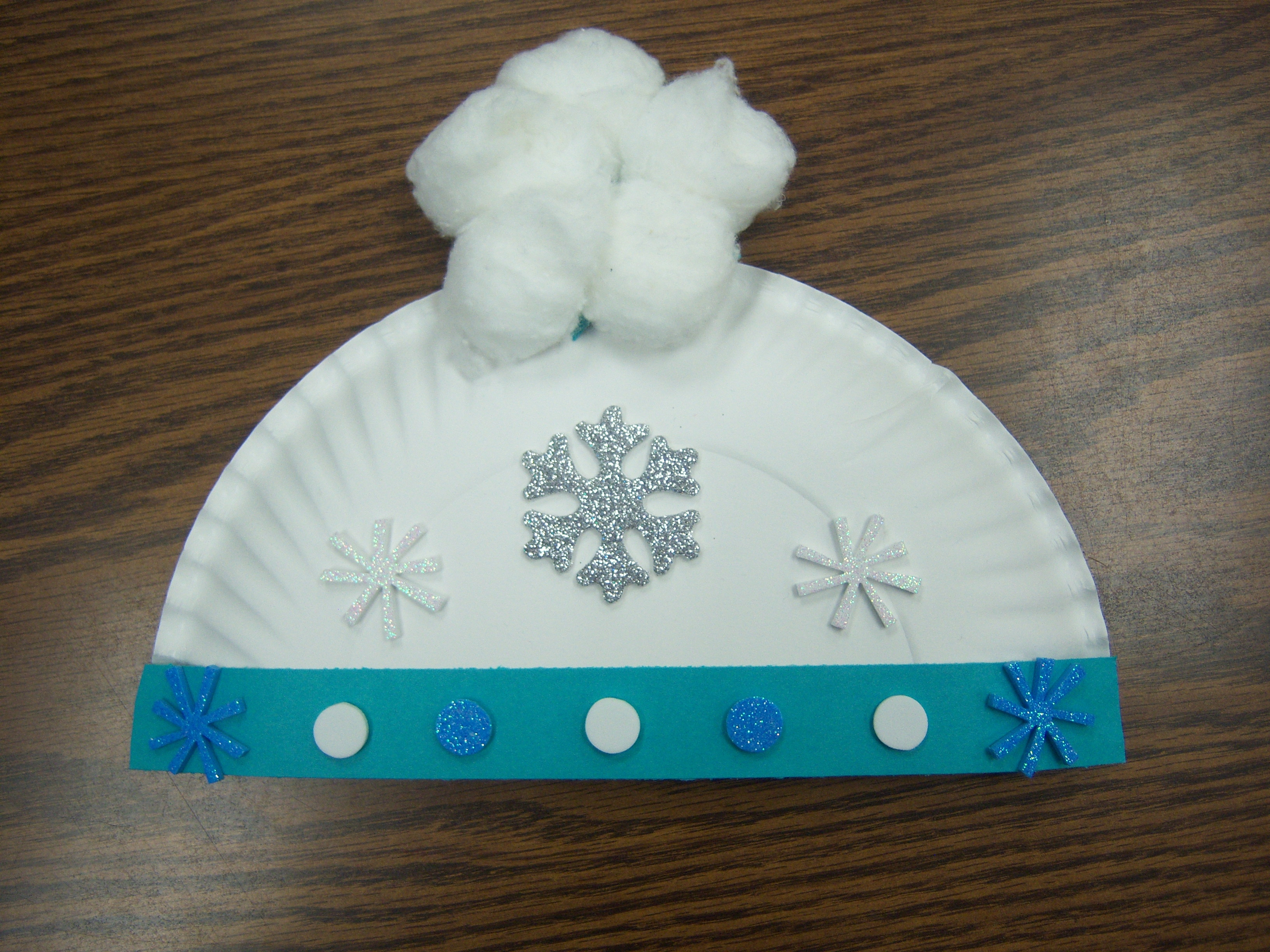 winter craft ideas preschool snow storytime 5732