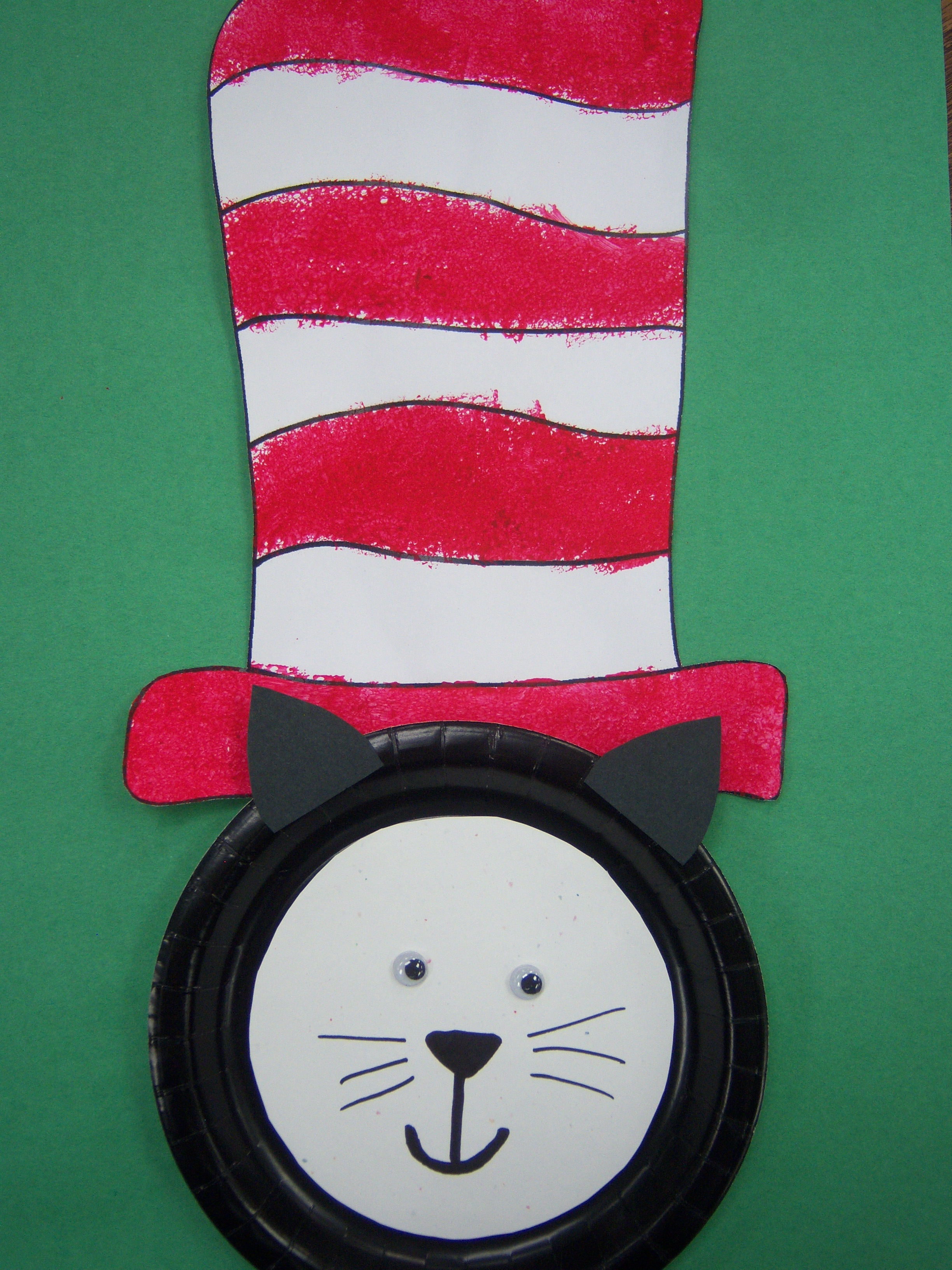 Kids art dr seuss storytime katie for Dr seuss crafts for preschool