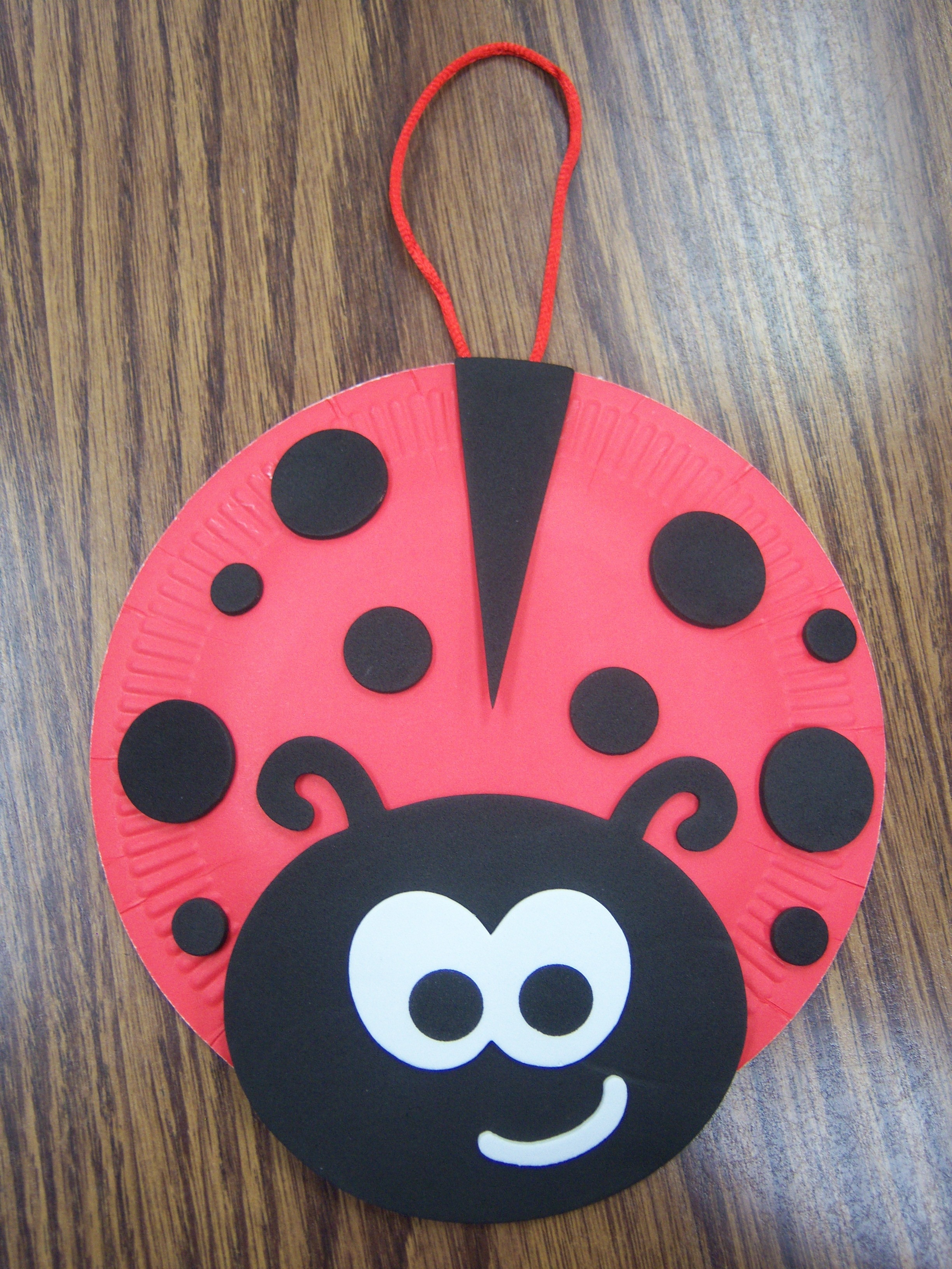 Bugs storytime katie for Ladybug arts and crafts