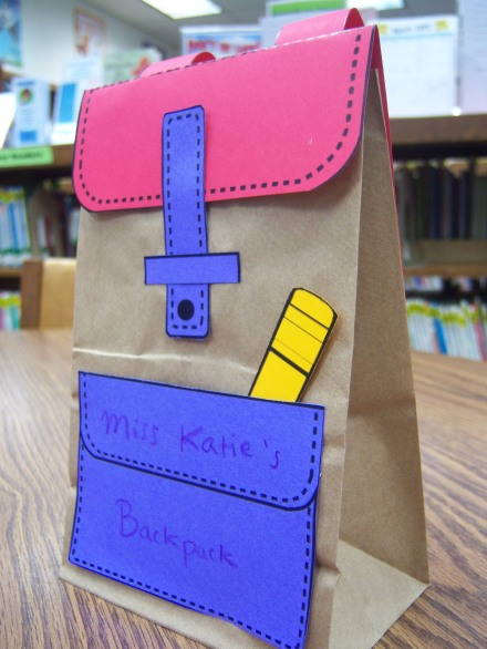 Back To School Paper Crafts