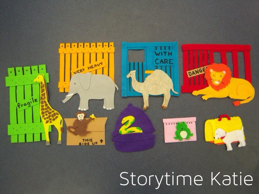 Storytime Craft Ideas