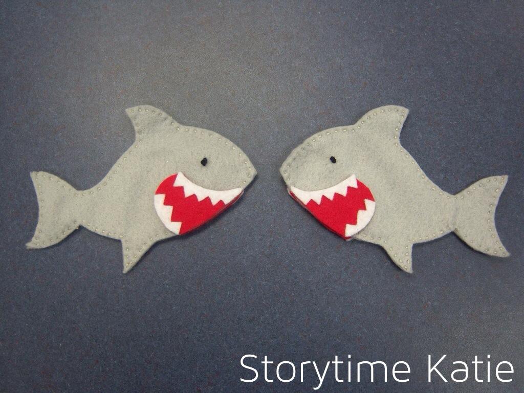 flannel friday  sharks   u2013 storytime katie