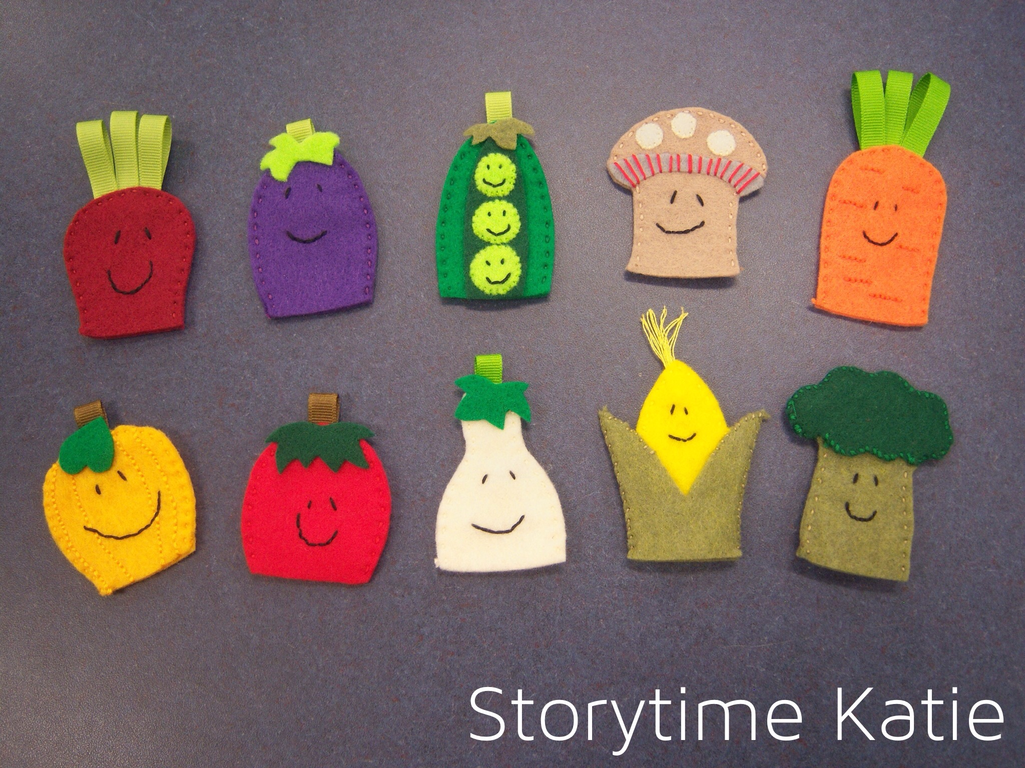 Vegetable Craft Ideas For Preschoolers